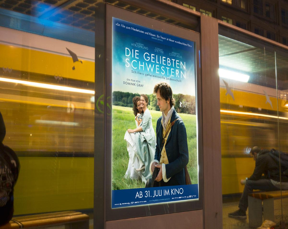 Die Geliebten Schwestern Film Dominik Graf