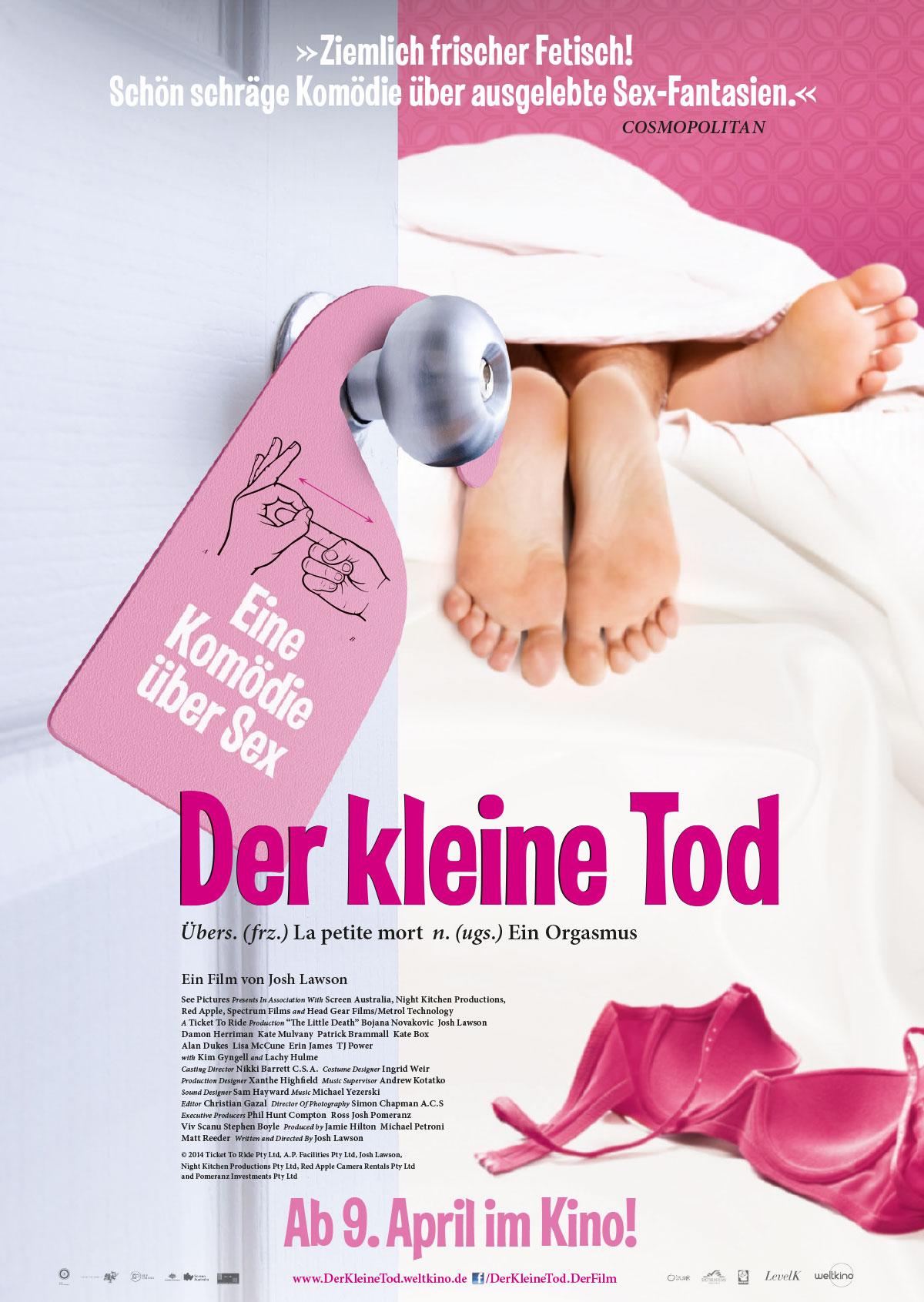 Der Kleine Tod Plakat Weltkino Affaire Populaire
